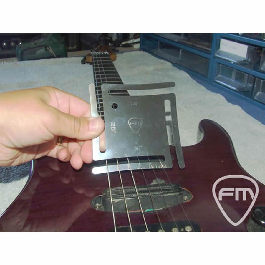 understring radius gauge for guitar bass fingerboard stainless steel fratermusic guitar. Black Bedroom Furniture Sets. Home Design Ideas