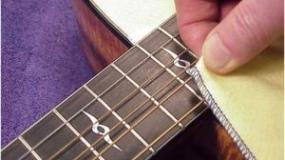 Porque fazer um Setup a uma guitarra?