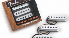 Review Pickups Fender Custom Shop Tele Texas Special