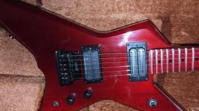 Reparar guitarra Ibanez X