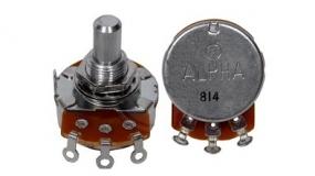 ALPHA – Ponteciómetros para Guitarra