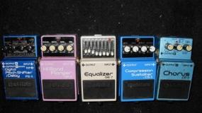 Combinações Clássicas Pedais & Amplificadores