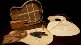 O Volume em Guitarras Acústicas