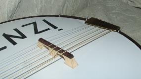 Restauro de Banjo Artesanal