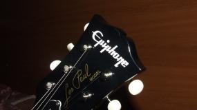 Alteração do Headstock em Guitarra