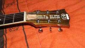 Hot Rodding Guitarras- Novo Headstock