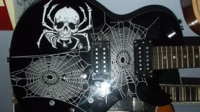 Guitarras Custom – A caveiranha!