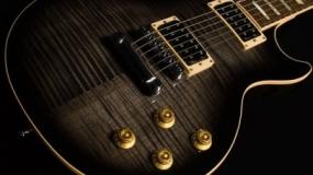 Alteração estética de Gibson LP Classic Plus