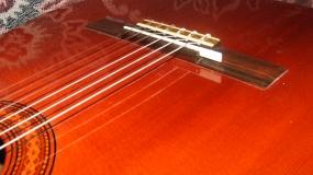 Sela Ajustável para Guitarra Clássica