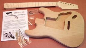 Queres dar os primeiros passos para a construção de uma Guitarra? (Resultado Garantido)