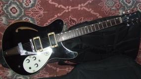 Alteração de Pontes vibrato em Guitarra Yamaha