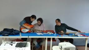 """Rescaldo do II Workshop """"Como fazer um Setup à tua Guitarra"""""""