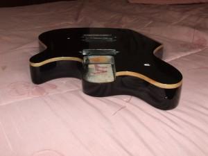 Pintar guitarra Peavey Wolfgang (5)