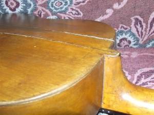 Restauro de Viola com 50 anos (13)